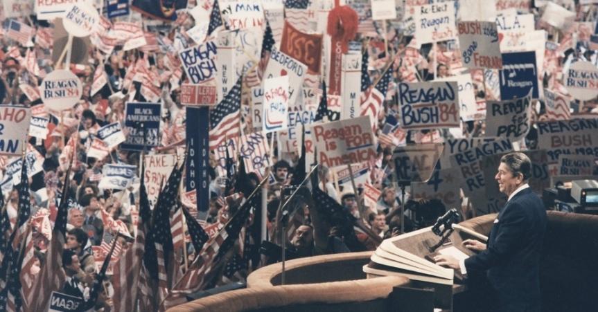 Reagan Acceptance speech