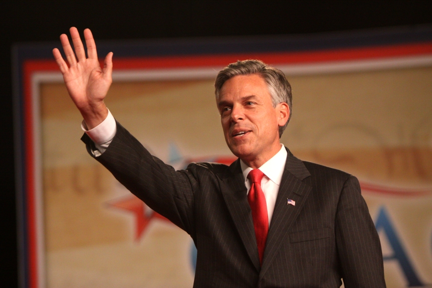 Huntsman Speaks on U.S.-China Relations at Penn