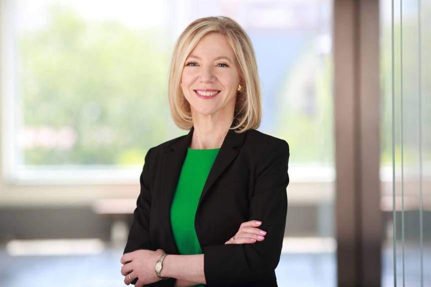 Gutmann Asks Students to Lobby Against Trump Tax Plan