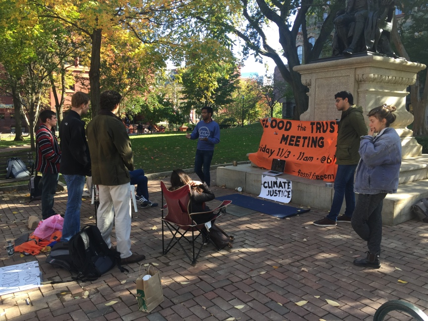 Penn Students Hold Presentation on Environmental Racism