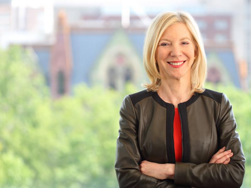 Wow: Amy Gutmann Is Indirectly Responsible for Watergate